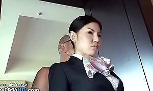Japanese most sexy hostess another
