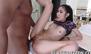 Eva Yi In Asian Teen With Dark And Dirty Dreams